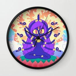 Inner Deity Wall Clock