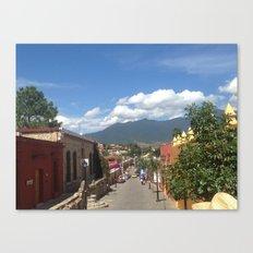 Oaxaca Canvas Print