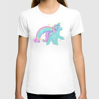 my little pony T-shirts featuring My Little Pony Unicorn by lolia