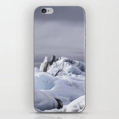 Glacier Lagoon iPhone & iPod Skin