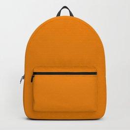Simply Tangerine Orange Backpack