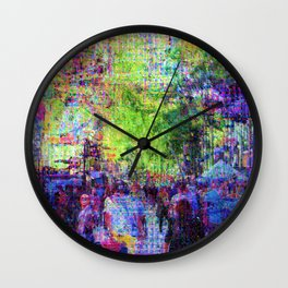 Equations involving a consequence of sequences. 01 Wall Clock