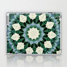 Sacramento Green and Cerulean Blue Mandala Laptop & iPad Skin