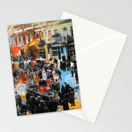 Tbilisi 4 Stationery Cards