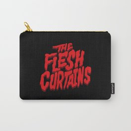The Flesh Curtains Carry-All Pouch