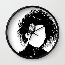 Edward Sissorhands Wall Clock