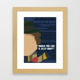 The Fourth Framed Art Print
