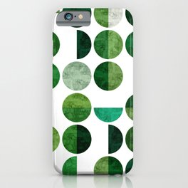 Minimalist pattern I iPhone Case