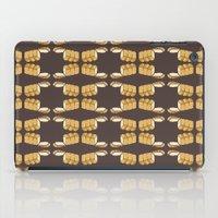 bread iPad Cases featuring bread by Jaeyun Woo