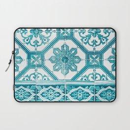 Portuguese tiles,  Laptop Sleeve