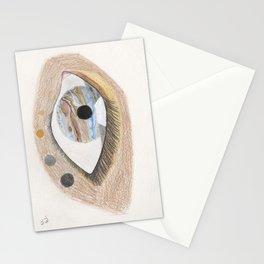 The Eye Sees Jupiter Stationery Cards