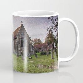 All Saints Wittersham Coffee Mug