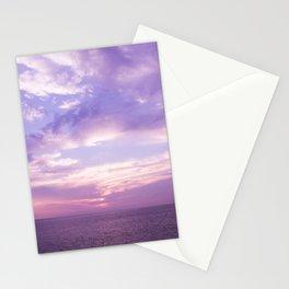 Perfect Sea- El mar perfecto Stationery Cards