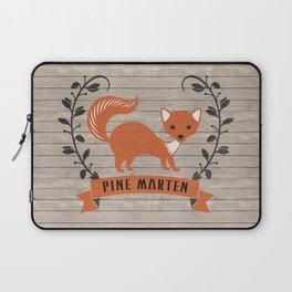 Pine Marten Laptop Sleeve