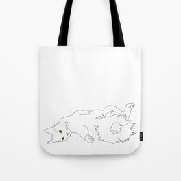 Tails from the C@ Tote Bag