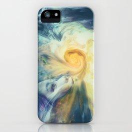 Introspective vision iPhone Case