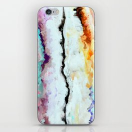 Agitation Inverted iPhone Skin