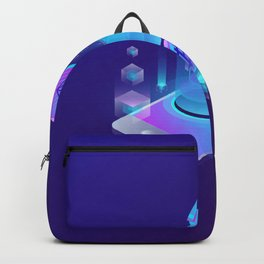 BITCOIN! BLOCKCHAIN CRYPTOCURRENCY FINANCIAL TECHNOLOGY Backpack