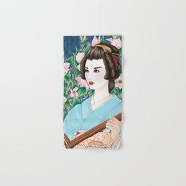 Geisha Hand & Bath Towel