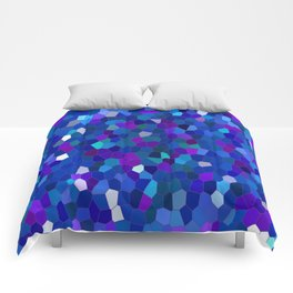 Geometrically mosaically speaking... Comforters