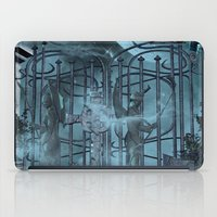 gothic iPad Cases featuring Gothic by nicky2342