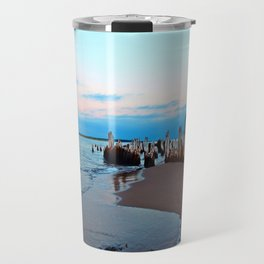 Relics by the Sea Travel Mug