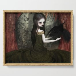 Lenore Serving Tray
