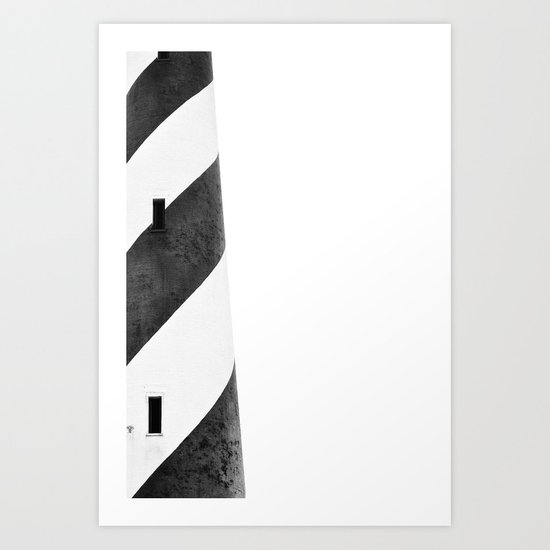 Hatteras II Art Print