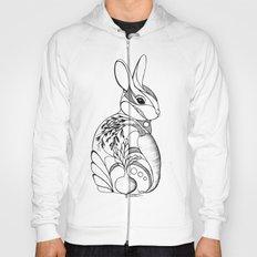 Rabbit Design Hoody