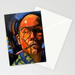 Bat Country Stationery Cards