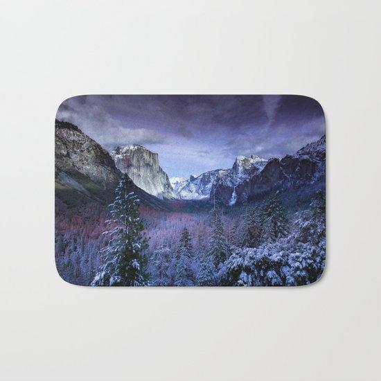 Yosemite, USA Bath Mat