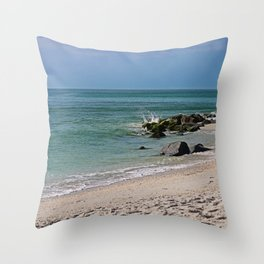 Every Day is Brand New Throw Pillow