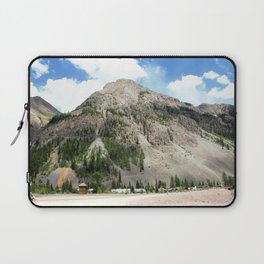 Looking East from the Sunnyside Mill at Eureka Laptop Sleeve