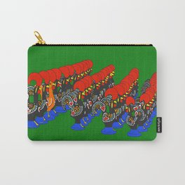 Roosters of Barcelos Carry-All Pouch