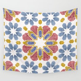 Morocco Wall Tapestry