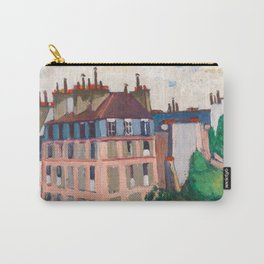 Paris Rooftops by H. Lyman Saÿen, 1912 Carry-All Pouch