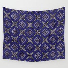 Royal [abstract pattern B] Wall Tapestry