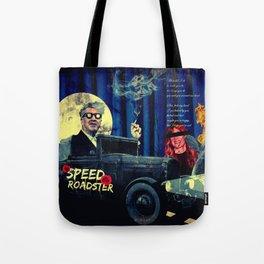Speed Roadster Tote Bag
