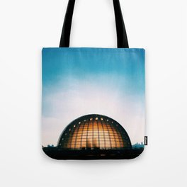 Villa Lobos Tote Bag