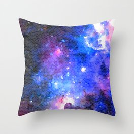 Distant Skies Throw Pillow