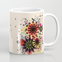 blossom Mugs featuring Blossom by Kakel