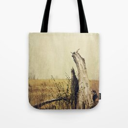 Marsh Tree Tote Bag