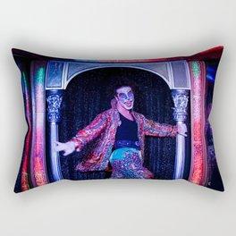 alter ego Rectangular Pillow