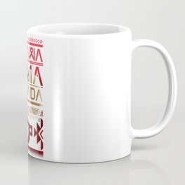 KAHAWA KAMA KAWAIDA Coffee Mug