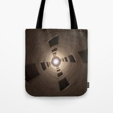 Chambord Castle - Stairs Tote Bag