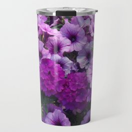 wonderful lilac flower mix Travel Mug