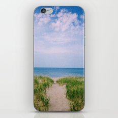 Clouds on the Lake iPhone & iPod Skin