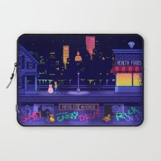 A Blob and his Boy Laptop Sleeve