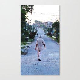 Authentic Cuba Canvas Print