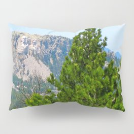 Mt. Rushmore Pillow Sham
